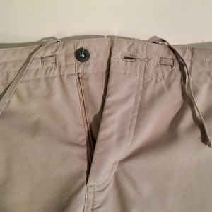 Patagonia Skirts - Patagonia khaki skirt with shorts underneath